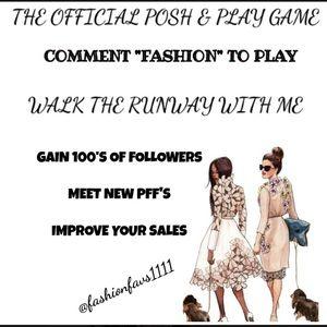 -THE POSH & PLAY GAME-